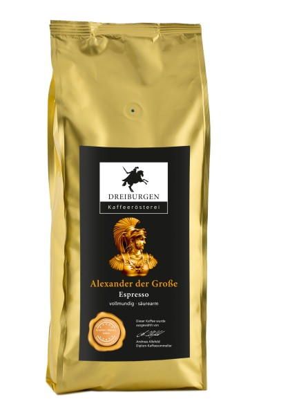 Alexander der Große - Espresso